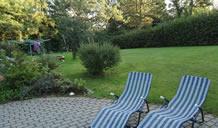 Terasse mit Garten